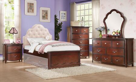 Acme Furniture 30260T6PC Bedroom Sets