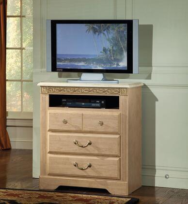 Standard Furniture 57256 Porto Fino Elite Series Wood Chest