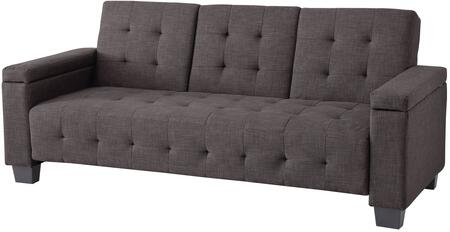 Glory Furniture G736S  Chair Sleeper Fabric Sofa