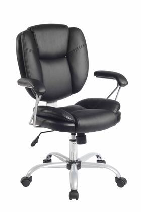 RTA Products RTA-0930- Techni Mobili Plush Task Chair in