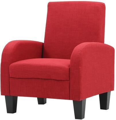 Glory Furniture G221C Newbury Series Armchair Fabric Accent Chair