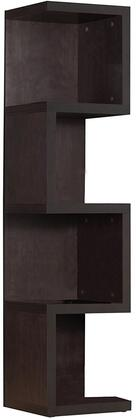 Acme Furniture 92068 Carmeno Series Veneers 3-4 Shelves Bookcase