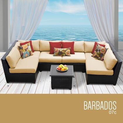 BARBADOS 07c SESAME
