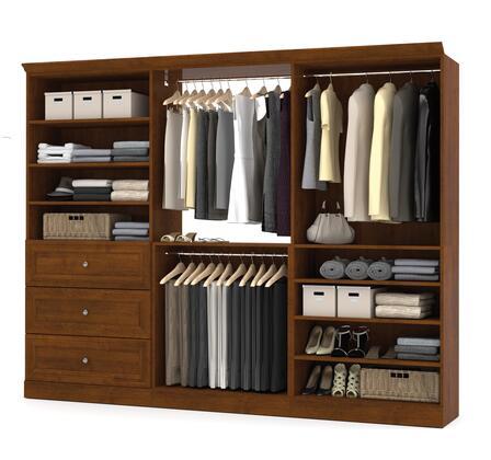 Bestar Furniture 40852 Versatile by Bestar 108'' Classic kit