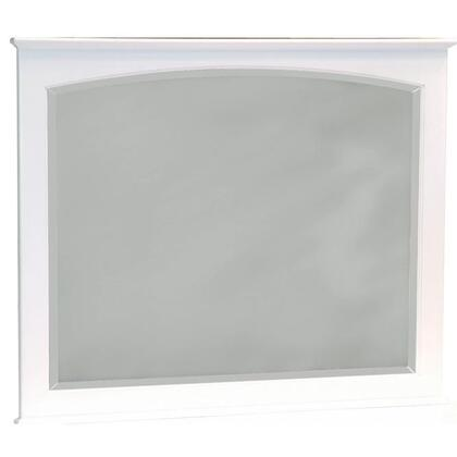 Atlantic Furniture C71002 Manhattan Series  Mirror