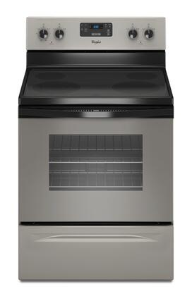 Whirlpool WFE510S0AD  Electric Freestanding