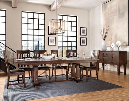 Intercon Furniture HYTA42100460RSEC Hayden Dining Dining Roo