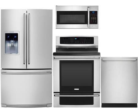 Electrolux EI27BS26JSKIT1 IQ-Touch Kitchen Appliance Package