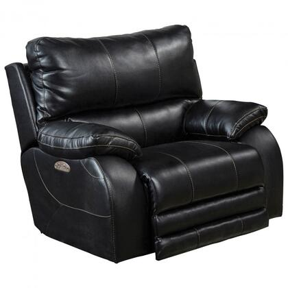 Catnapper 642707115208125208 Sheridan Series Contemporary Faux Leather Metal Frame  Recliners