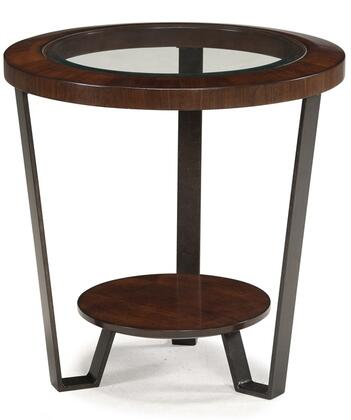 Magnussen T192605 Quasar Series Transitional  End Table