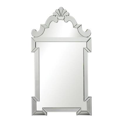 Sterling 11434 Ludlow Series Rectangle Portrait Wall Mirror