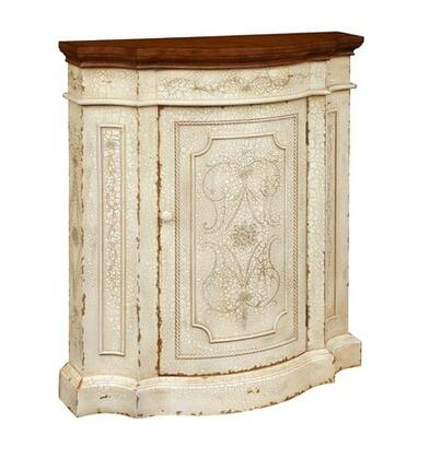 Gail's Accents 50006CR Belini Series Wood Chest