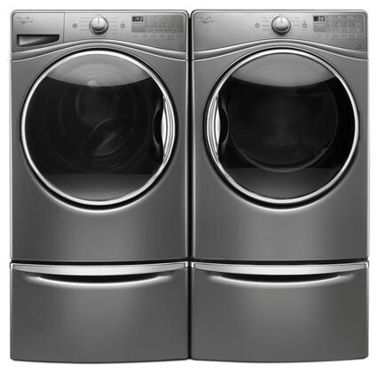 Whirlpool 689925 Washer and Dryer Combos