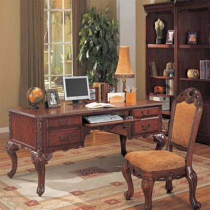 Yuan Tai 7180 Autumn Series Writing Desk with Chair  Desk