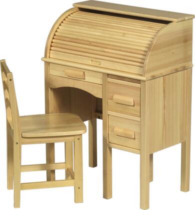 Guidecraft G9730X Jr. Roll-Top Children's Desk in X