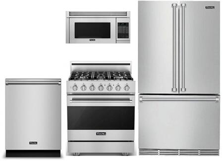 Viking 715506 3 Kitchen Appliance Packages