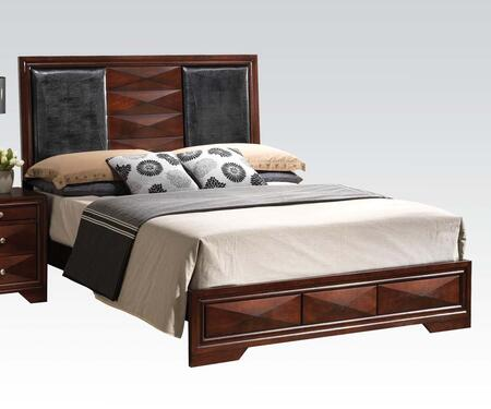Acme Furniture 21920Q Windsor Series  Queen Size Panel Bed