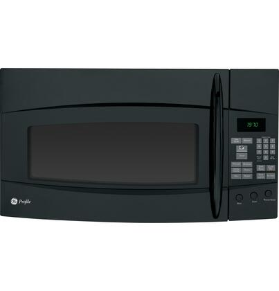 GE Profile PVM1970DRBB 1.9 cu. ft. Capacity Over the Range Microwave Oven