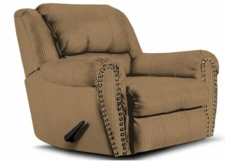 Lane Furniture 21495S492517 Summerlin Series Transitional Wood Frame  Recliners