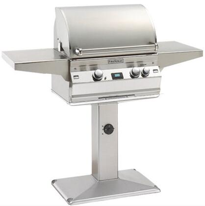 FireMagic A430S2L1NP6 Post Mount Natural Gas Grill