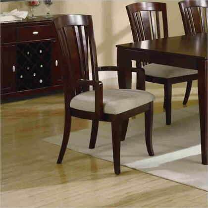 Coaster 101623 El Rey Series Contemporary Wood Frame Dining Room Chair