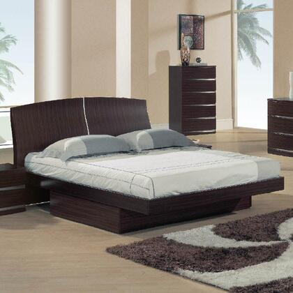 Global Furniture USA ARIASMQB Aria Series  Queen Size Bed