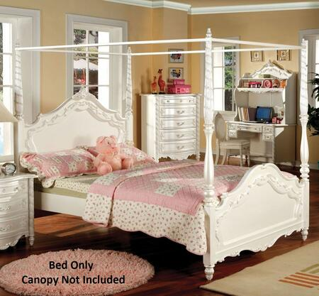 Furniture of America CM7519FBED Victoria Series  Full Size Bed