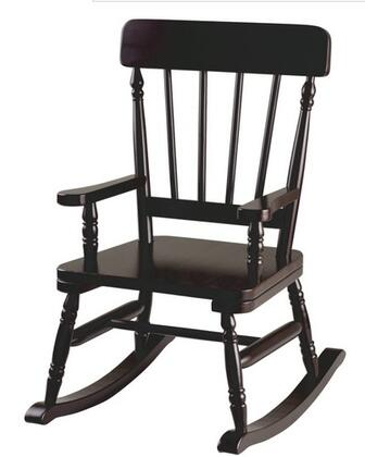 Levels of Discovery RAB00053  Armless  Wood Frame Rocking Chair