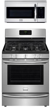 Frigidaire 721986 Gallery Kitchen Appliance Packages