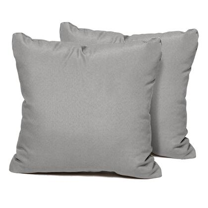 PILLOW GREY S 2x