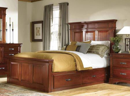 KALRM5031 QUEEN STORAGE BED