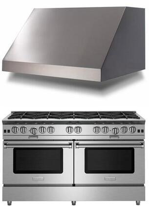BlueStar 749857 Platinum Kitchen Appliance Packages