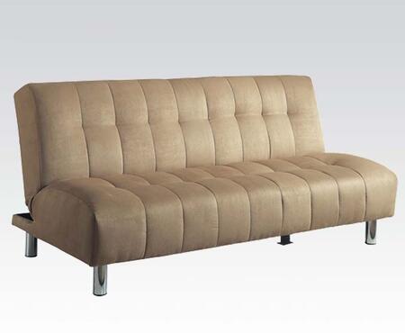 Acme Furniture 05635 Sylvia Series Convertible Microfiber Sofa