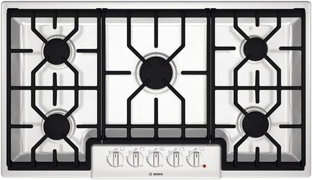 Bosch NGM5624UC 500 Series Gas Sealed Burner Style Cooktop