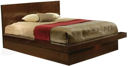 Coaster 200711KE Jessica Series  King Size Platform Bed