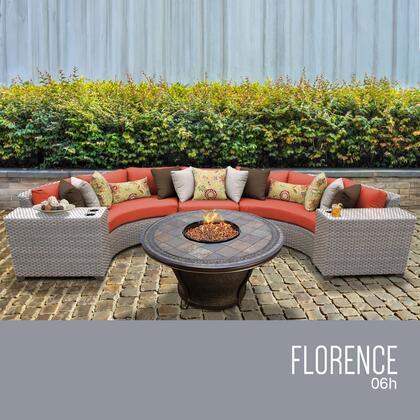 FLORENCE 06h TANGERINE