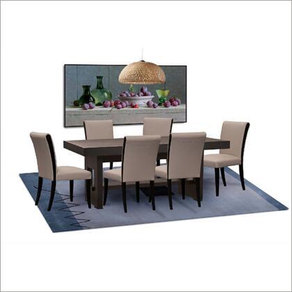 Wholesale Interiors D0609A990T7PC Wholesale Interiors Dining