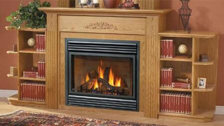 Napoleon SRT Right Side Shelf for Small and Medium Mantels: