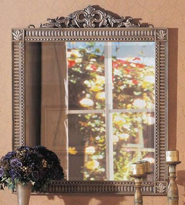 Yuan Tai BA7000M Barbados Series Rectangular Portrait Wall Mirror