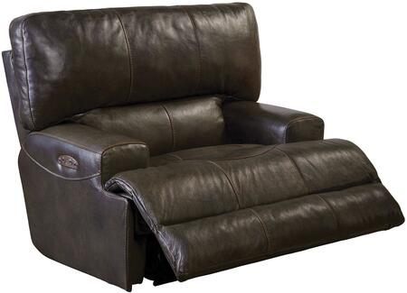 Catnapper 645807128309308309 Wembley Series Contemporary Leather Metal Frame  Recliners