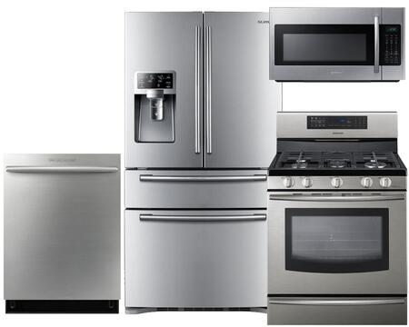Samsung Appliance RF4287HARSKIT1 Kitchen Appliance Packages