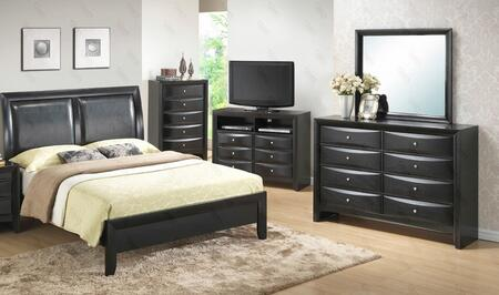 Glory Furniture G1500AKBDM G1500 King Bedroom Sets