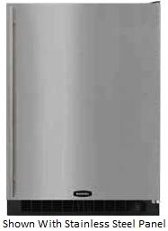 Marvel 6ARMWWOLR  Panel Ready Compact Refrigerator with 5.29 cu. ft. Capacity
