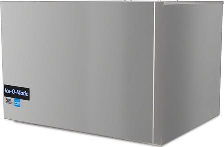 Ice-O-Matic ICE2006 Cube Ice Maker with Condenser. Harvest Assist, Pure Ice, Corrosion-Resistant Stainless Steel, Fingerprint-Proof Plastic, in Stainless Steel