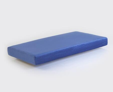 """Memory Foam Kidz MT-MK8 Size 8"""" Mattress with Waterproof Cover in"""