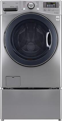 LG 718996 Washer and Dryer Combos