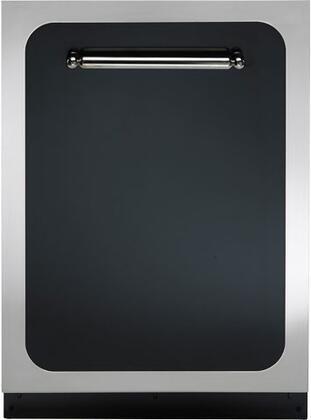 "Heartland HCTTDWBLK 24"" Classic Series Built In Fully Integrated Dishwasher with 15 Place Settings Place Settingin Black"