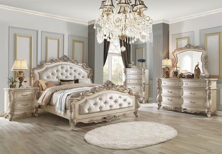 Acme Furniture 27437EKSET Gorsedd King Bedroom Sets | Appliances ...