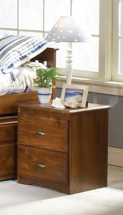 Bernards 3652 Captains Bed Series  Wood Night Stand