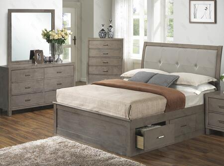 Glory Furniture G1205BKSBDM G1205 Bedroom Sets